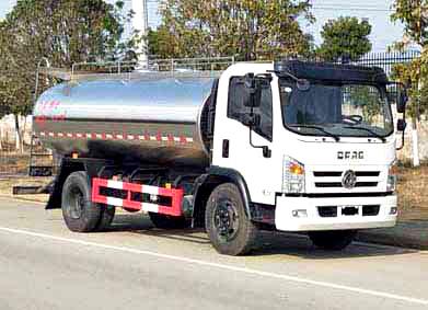 国六东风凯普特鲜奶运输车