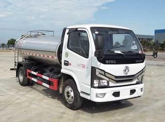 3.8女神节,给客户推荐一款国六东风D6鲜奶运输车