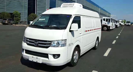 福田风景G7冷藏车