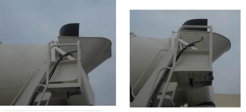 柳汽乘龙后双桥国四排放标准混凝土搅拌运输车